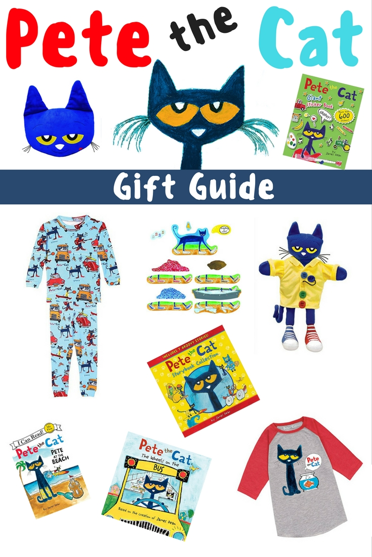 75b62262adf99 Pete the Cat Gift Ideas - Books, Apparel, Games and MORE!